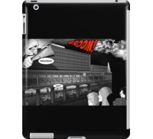 Francesco leaves for the coast. iPad Case/Skin