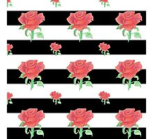 Kitchy Roses Photographic Print