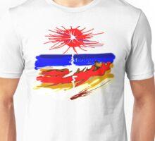 Fire Dancer T Shirt Unisex T-Shirt
