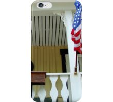 Looking Up in Palmyra - SMALLTOWN USA series   ^ iPhone Case/Skin