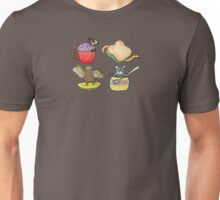 Animals from the Squirrel Song Unisex T-Shirt