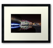 BBC Scotland Framed Print