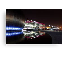 BBC Scotland Canvas Print