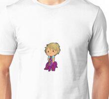 Chibi adorable sea Warlock - Tie Time! Unisex T-Shirt