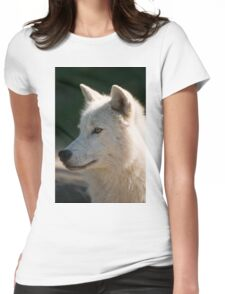 In the Distance Womens Fitted T-Shirt