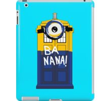 BAD MINION iPad Case/Skin