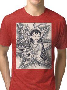 Iconic Princess Y Y Tri-blend T-Shirt