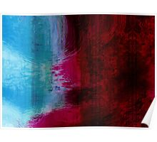Rubis abstraction  Poster