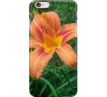 Fiery Flower iPhone Case/Skin