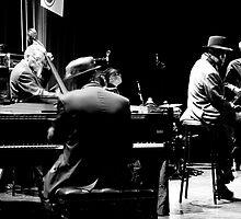 Archie Shepp Quintet - Banlieues Bleues 2010 -  by Pascale Baud