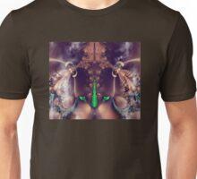 The Creature - Fractal Tshirt Unisex T-Shirt