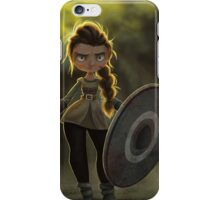 Viking Shieldmaiden iPhone Case/Skin