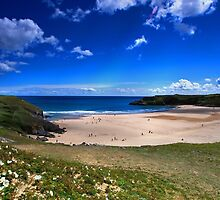 Broad Haven - Pembrokeshire  by Mark Haynes Photography