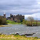 Linlithgow Palace by Alan Findlater