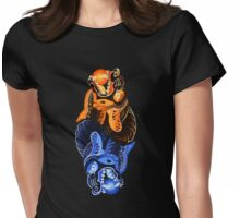 Sky Eaters v.2 Womens Fitted T-Shirt