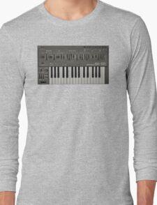Roland SH-101 Analog Synthesizer Long Sleeve T-Shirt