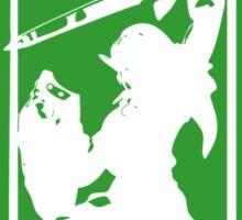 Rupee Link Sticker