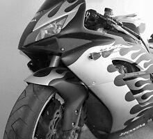 Honda CBR Fireblade. by Tigersoul