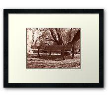 Reverie II Framed Print