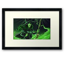 Something Has Changed Framed Print