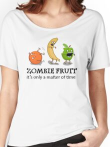 Zombie Fruit Women's Relaxed Fit T-Shirt