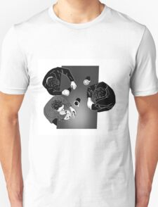A serious discussion. T-Shirt