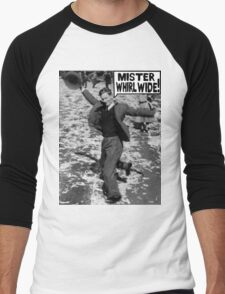 Mister Whirl Wide: Dancing in the Streets Men's Baseball ¾ T-Shirt