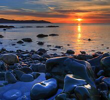 Maughold beach - photography by Paul Davenport