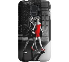 Club night. Samsung Galaxy Case/Skin