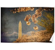 The Washington Monument Poster