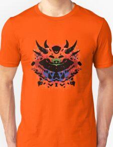 Cacodemon Rorschach Unisex T-Shirt