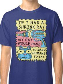 Shrink Ray Cat Classic T-Shirt