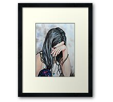 Fatigue Framed Print