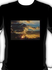 Dramatic Winter Sky T-Shirt