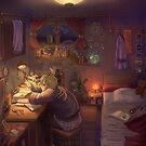Midnight Studies by Amarylus