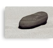 Zen Rock Canvas Print