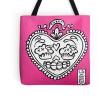 Cupcakes Eyes (pink) Tote Bag