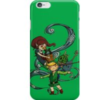 The Wind Waking Trio iPhone Case/Skin