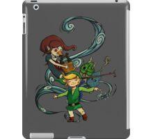 The Wind Waking Trio iPad Case/Skin