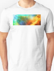 Color Infinity - Abstract Art By Sharon Cummings T-Shirt