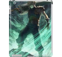FFVII-Judgement Day iPad Case/Skin