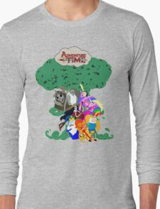 What Time is It?! Long Sleeve T-Shirt