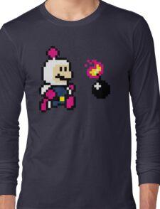 BomberMario Long Sleeve T-Shirt
