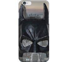 Batman Low Poly iPhone Case/Skin