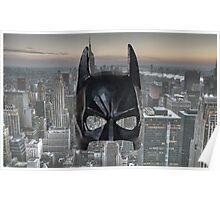 Batman Low Poly Poster