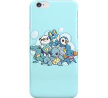 Bubble Beam! iPhone Case/Skin