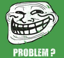 Troll face Kids Clothes