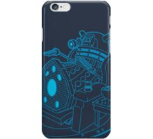 Dalek - doctor who iPhone Case/Skin