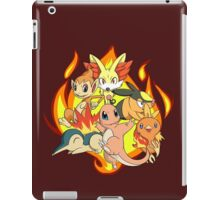 Fire Spin! iPad Case/Skin
