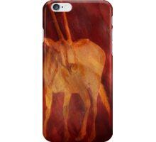 Moods Of Africa - Gazelles  iPhone Case/Skin